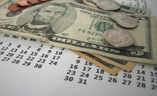 Money-Calendar-Saving