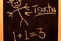 Teacha-blackboard