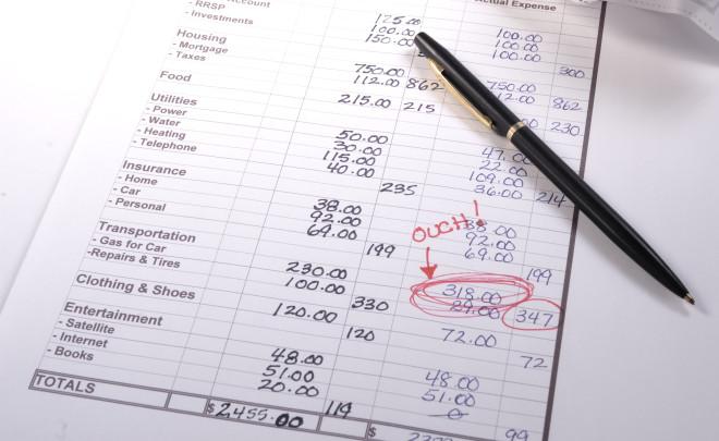BudgetWorksheet