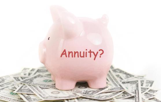Piggybank Annuity